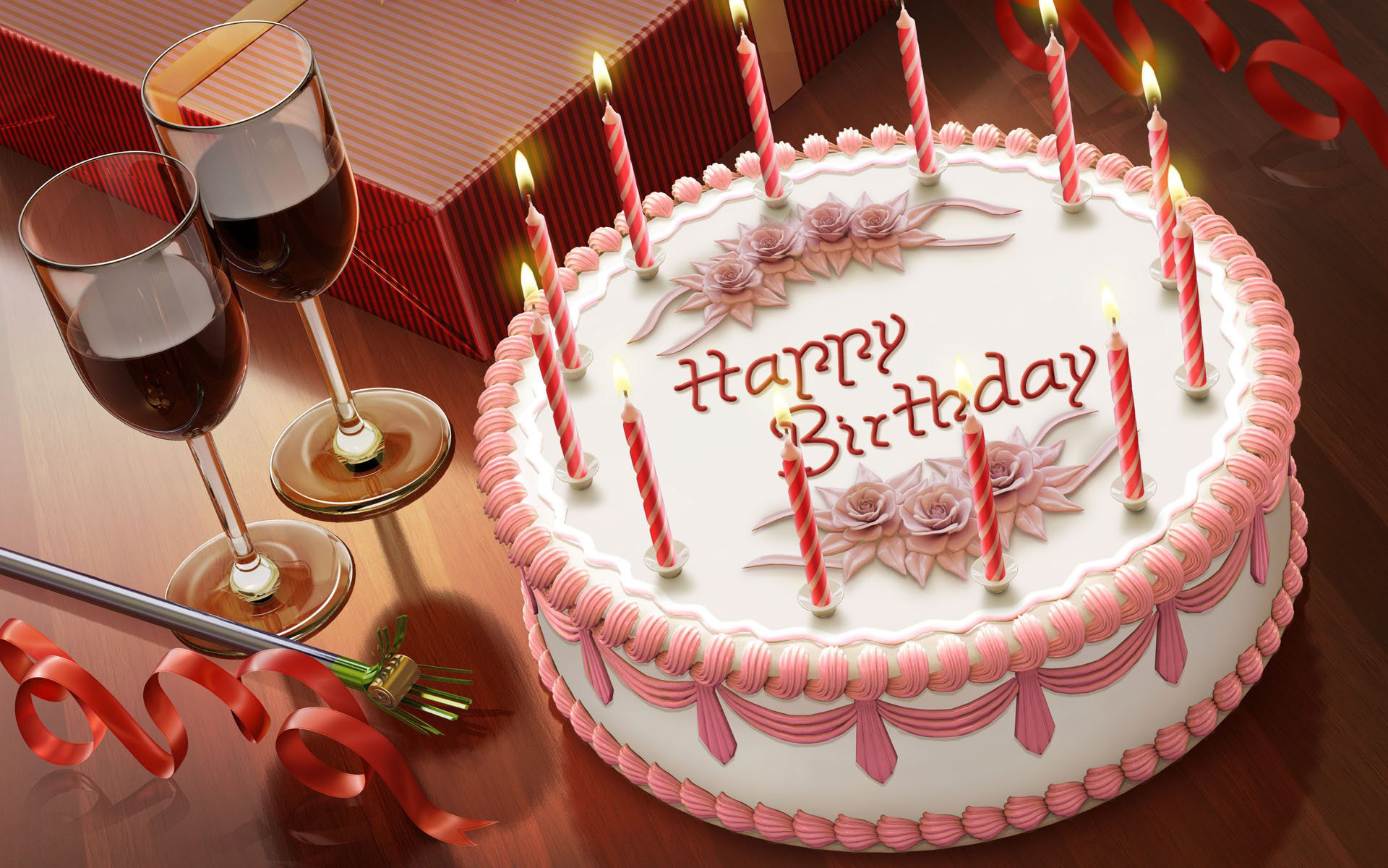 Deepak Birthday Cake Image Download : 1920px