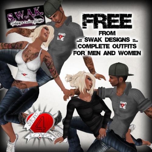 stand4love promo swak designs