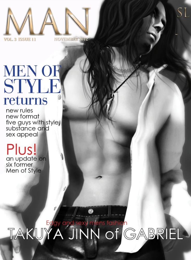 MANIERA MAGAZINE Men of Style Edition  (1/2)