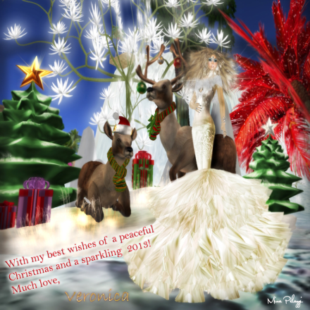 Happy Holidays! - Veronica Krasner