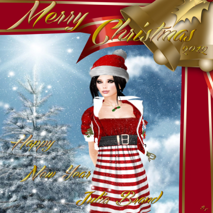 Julia Christmas 2012
