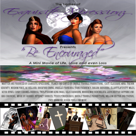_Be Encouraged_ Movie Poster