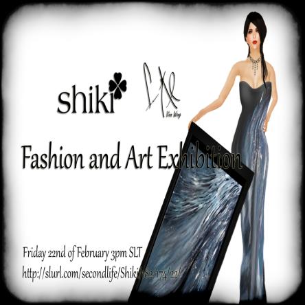 SHIKI Fashion & Art 01
