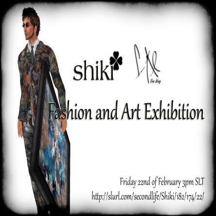 SHIKI Fashion & Art 02