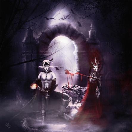 Bloody Warlock