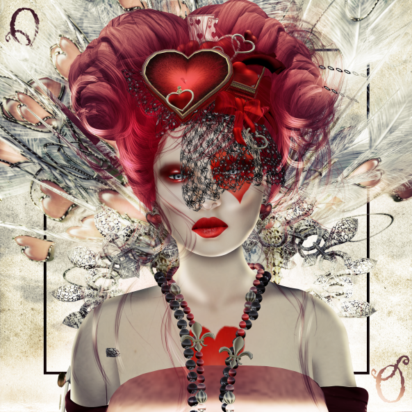 Queen of Hearts - Honey Bender