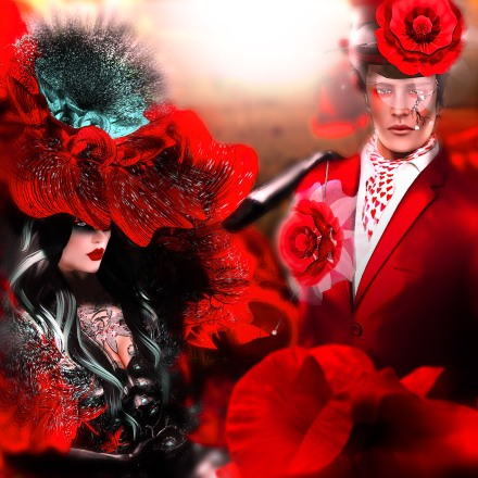 1 INTRO Red Poppies-Rico&Jade