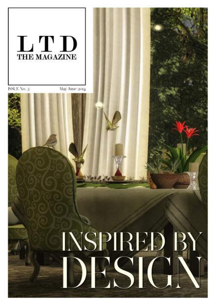 LTD Magazine May:June 2014 Cover