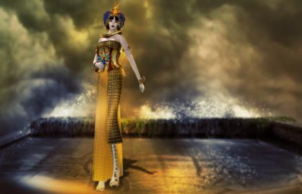 SK- Caoimhe Fashion Teller