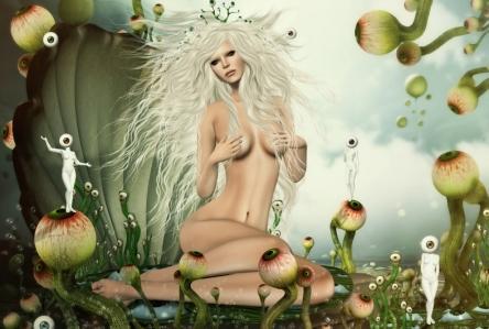 FTH dreams (Nudity in Public) Avril Nimoe Constantine