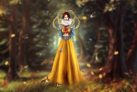 Snow White Scene